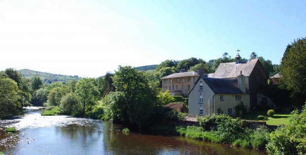 Yoga Retreat In The Heart Of The Brecon Beacons National Park, Wales
