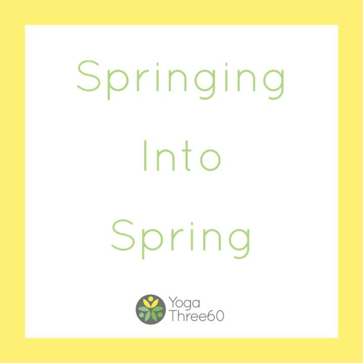 March Newsletter: Springing Into Spring!