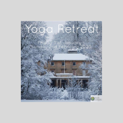 Winter Yoga Retreat In The Brecon Beacons National Park, Wales